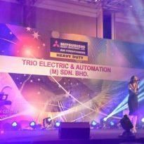 10-4-16 Genting Highland trio electric_automation.mitsubishi product lauching 3pcs band 2