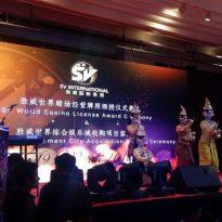 19-3-2016 Opening show for sv international casino license award in Cambodia