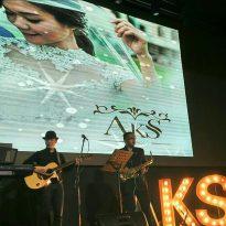 20-11-2016 Romantic wedding reception in Chuai heng Ballroom.Congratulations to Keng sing and Rachel