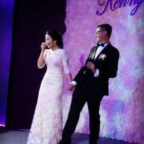 26-12-2015 kenny_sing hooi wedding reception. Aloft Hotel