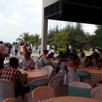 28-12-16 Persinggahan Prosper Resort Pantai Morib-恭恩 _ 淑贤 新婚之喜 5
