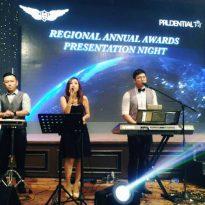 6-5-16 Prudential Regional Annual Award night 3 pcs band Sunway hotel 2