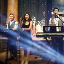 6-5-16 Prudential Regional Annual Award night 3 pcs band Sunway hotel