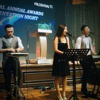 6-5-16 Prudential Regional Annual Award night 4 pcs band Sunway hotel 3